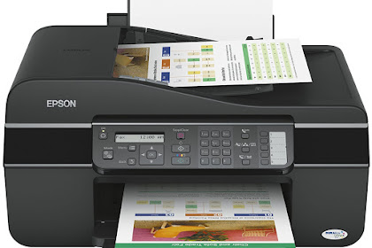 Epson Stylus Office BX300F Treiber Download Kostenlos