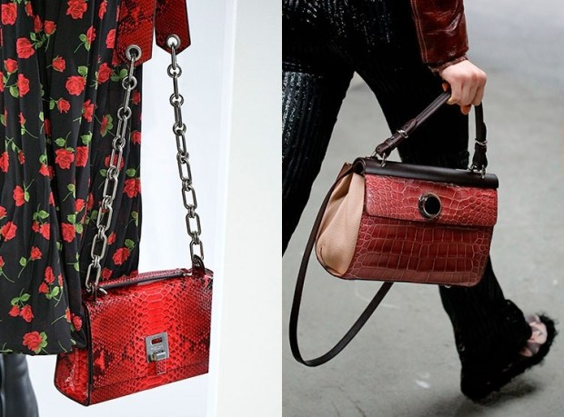 Fall-Winter 2018-2019 Women's Handbags Fashion Trends