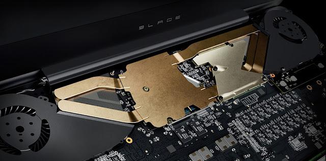 The New Razer Blade Pro 2016: cấu hình khủng, bàn phím cơ, 4K