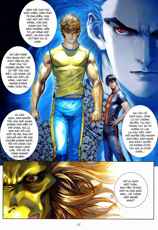Quyền Đạo chapter 9 trang 17