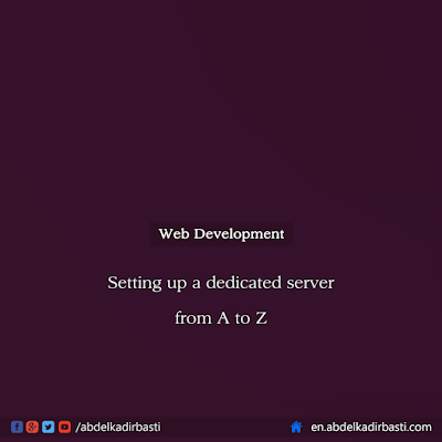Setting Up Dedicated Server From A to Z