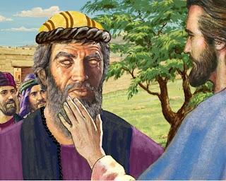 Resultado de imagen para Marcos 8,22-26