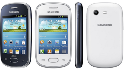 HP Android Samsung Galaxy Star Duos