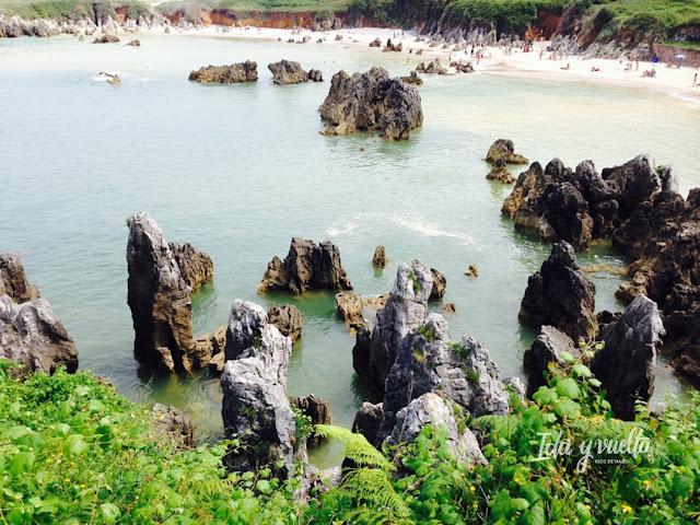 Playa de Toró Asturias