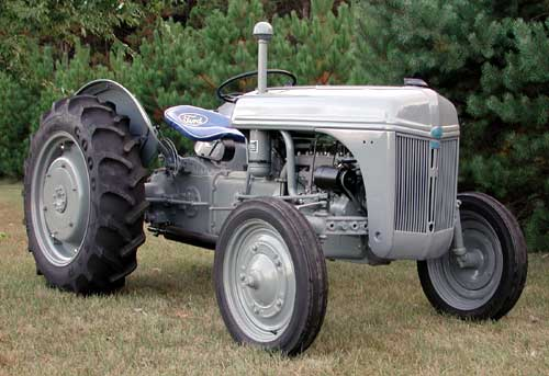 Tractors Of Yesterday