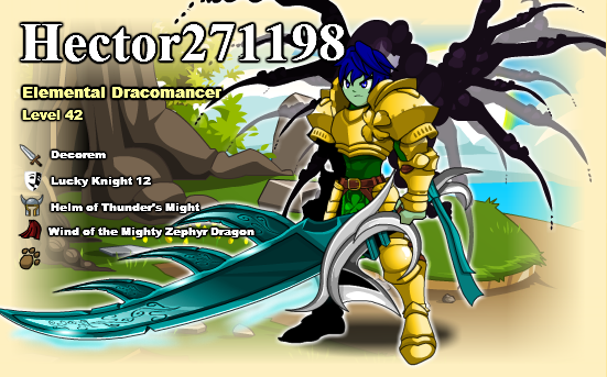How to do quests and get free items in AQW