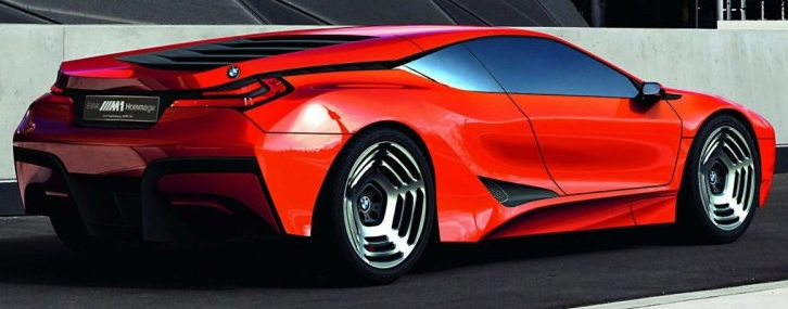 BMW M8 Price In India