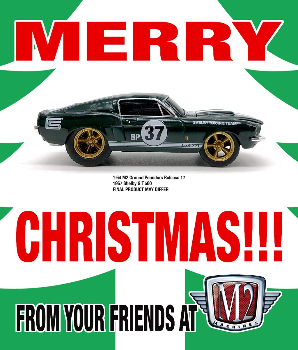 Merry Christmas From M2 M2machines