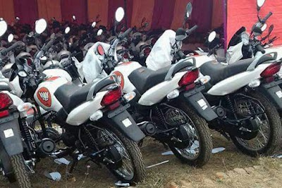 बीजेपी की 248 बाइक्स को लेकर विरोधी लामबंद, कालेधन को सफ़ेद करने का लगाया आरोप