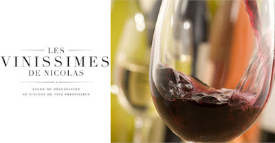 Blog vin Beaux-Vins evenements dégustation oenologie sortie Mars Les Vinissimes Nicolas