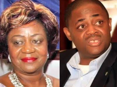 Lauretta Onochie and Fani-Kayode