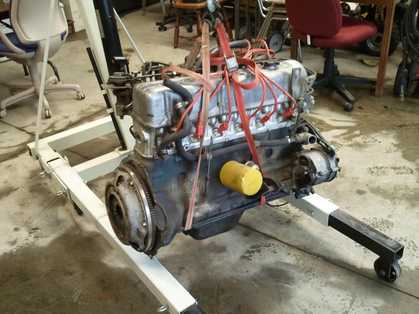 This engine sucks