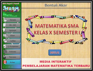 Download Kumpulan Materi Media Pembelajaran Matematika Interaktif Lengkap Untuk Semua Jenjang Pendidikan
