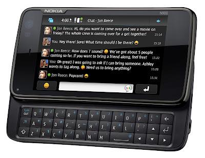 Harga dan Spesifikasi Nokia N900 Terbaru