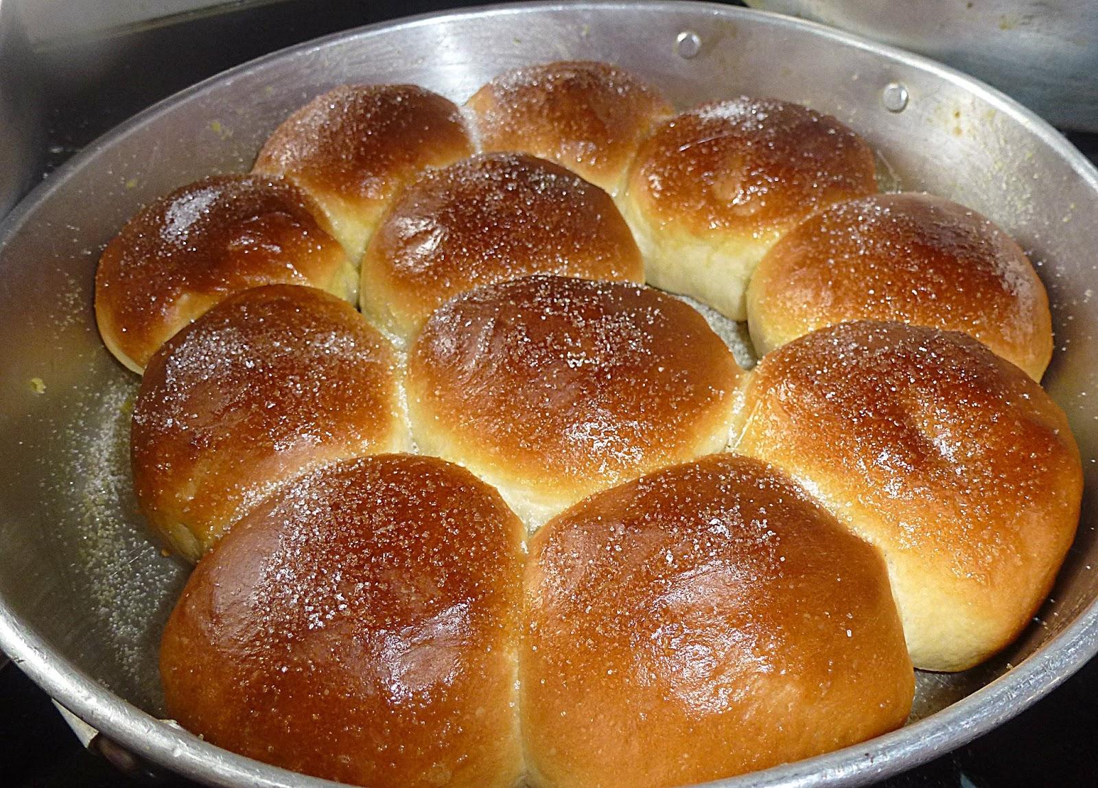 Tertunailah Hasrat Di Hati: Resepi Roti Naik Pahang/ Roti Lembut Sedap