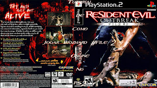Tips Bermain Resident Evil: Outbreak File#2 PS2 Bahasa Indonesia