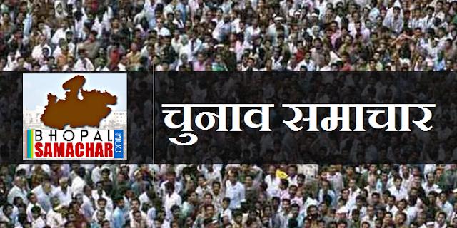 1 मंत्री, 1 एसपी, 2 कलेक्टर, सहित कई अधिकारियों की ईसी से शिकायत | MP NEWS