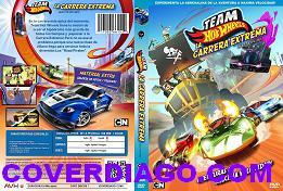 Team Hot Wheels build the epic race - La carrera extrema