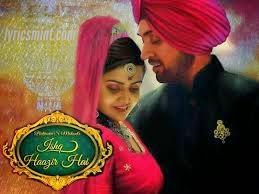 Punjabi Lyrics Diljit Dosanjh Ishq Hazir Hai