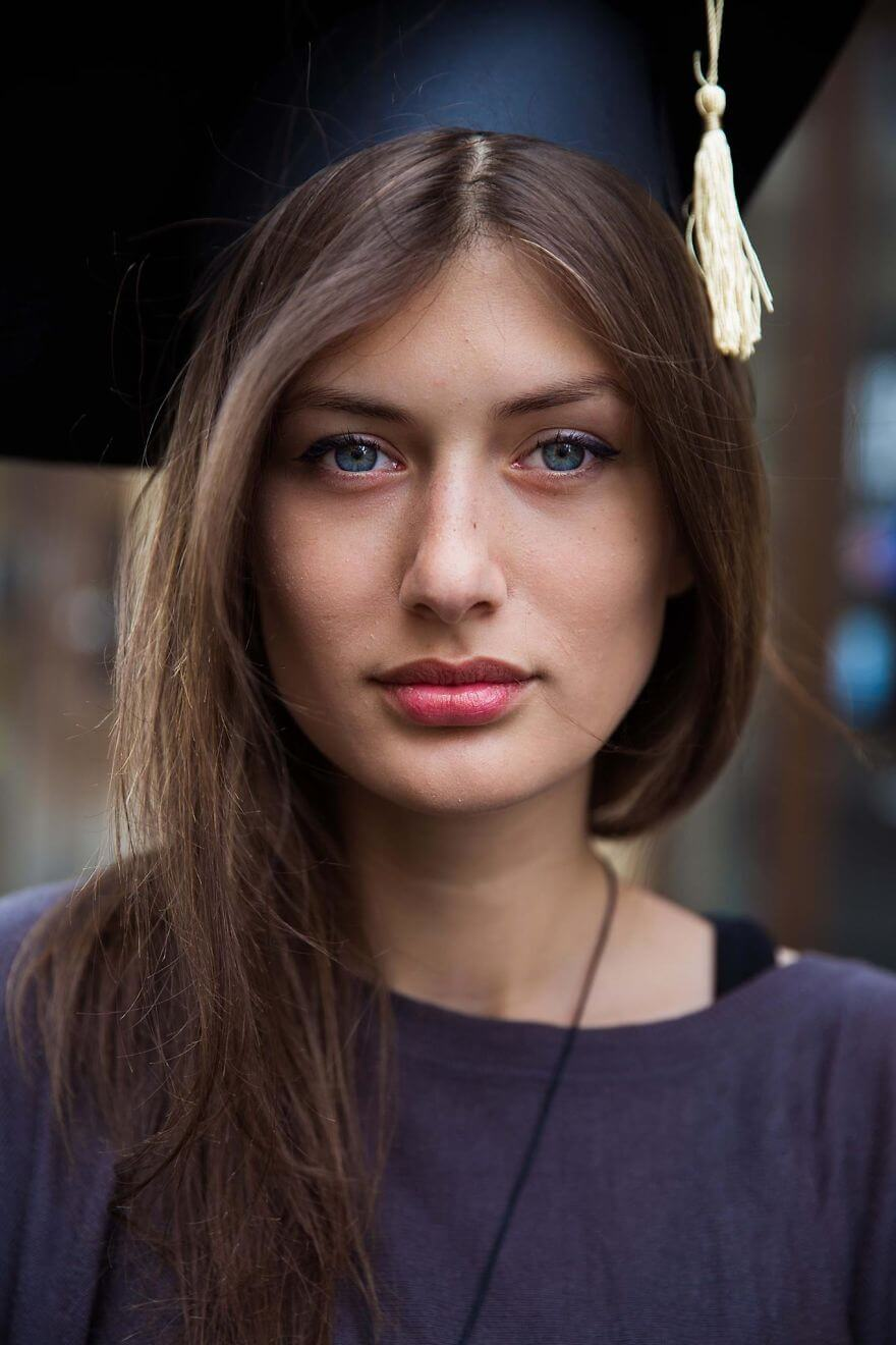 This Photographer Took Pictures Of Women From All Over The World. You'll Be Amazed By Their Beauty And Uniqueness! - Timisoara, Romania