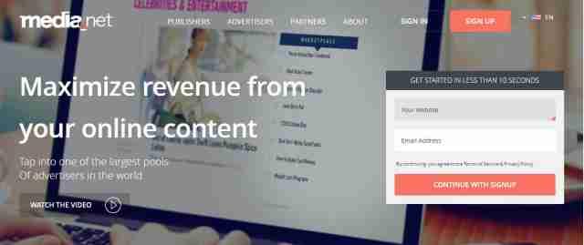 Best 7 Google Adsense Alternatives in Hindi