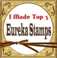 Top 5 over at Eureka Challenges, Thanks!