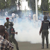 Just In: Saraki Others Teargassed During Protest In Abuja,