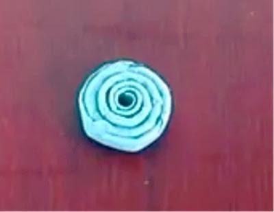 Membuat Disc / Piringan Gasing