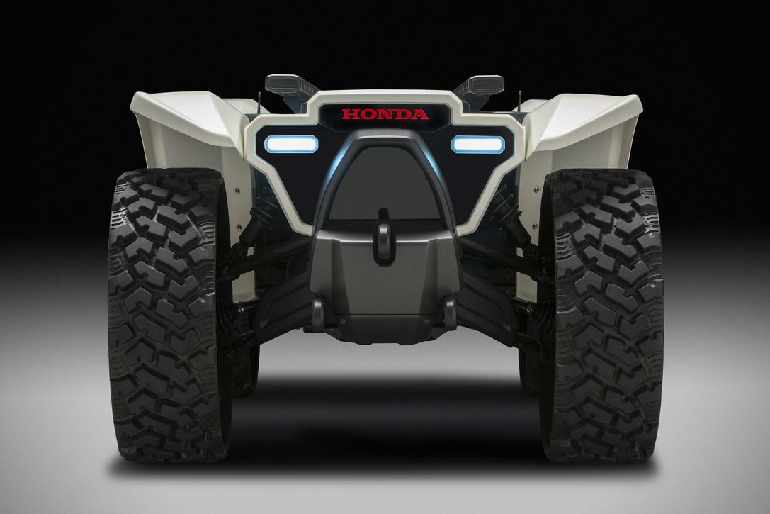 Honda Dan Akilli Atv 3e D18 Teknolsun