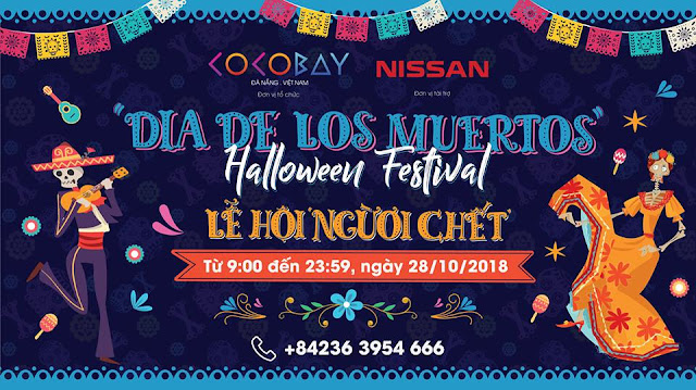 HALLOWEEN FESTIVAL 2018 - COCOBAY ĐÀ NẴNG