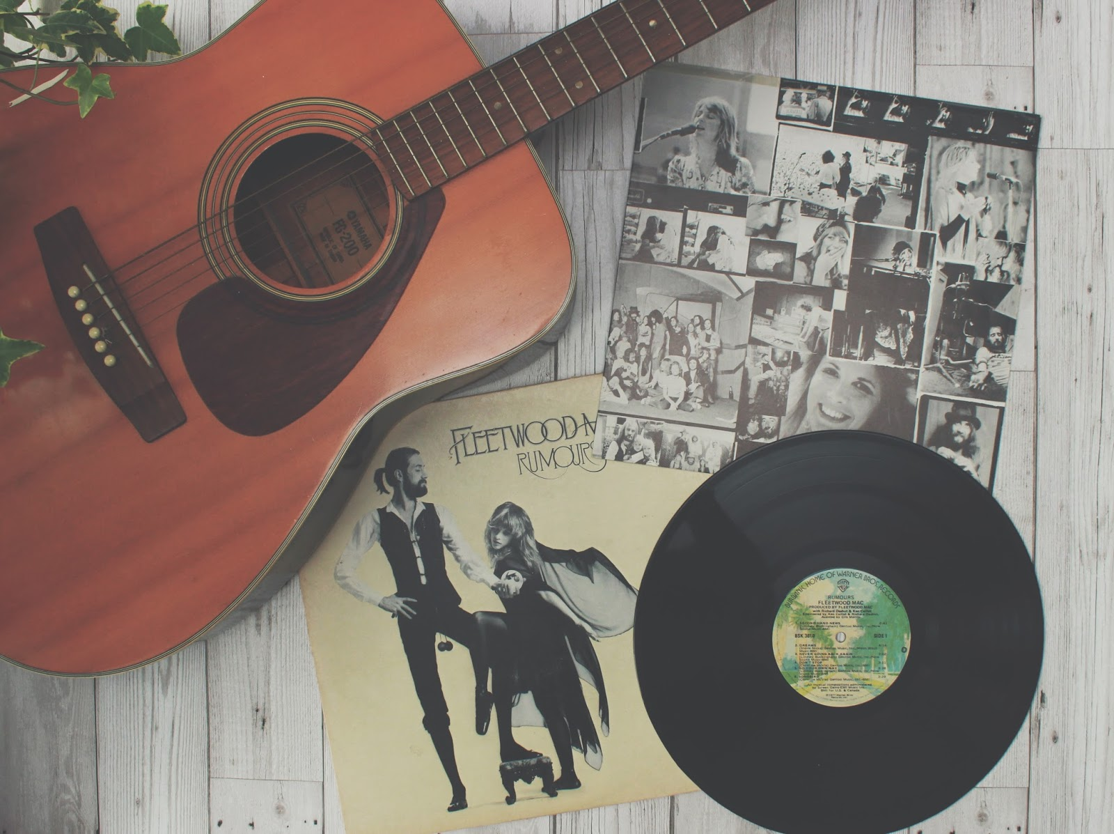 Mummy and Harrison   Fashion & Lifestyle Blogger   Top 5 Records   Fleetwood Mac