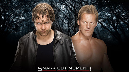 WWE Payback 2016 Chris Jericho vs Dean Ambrose match