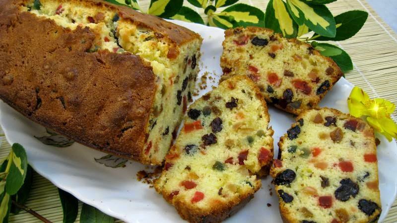 Cake Raisins Thermomix