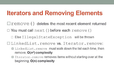 "Exception in thread ""main"" java.lang.IllegalStateException during Iterator.remove()"