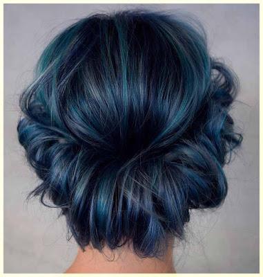 Dark Mystery Hair Color - 18 Best Hair Color Trend 2016