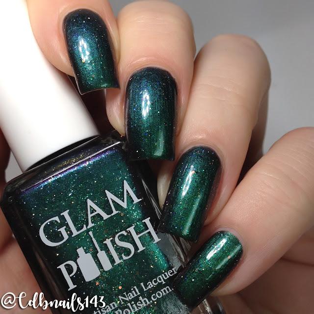 Glam Polish-The Dance of Dragons