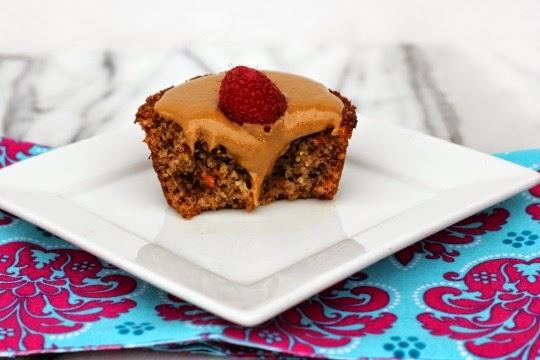 10-Grain Healthy Breakfast Cupcakes