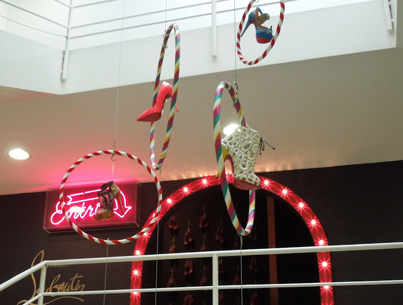 Christian Louboutin Exhibit London Design Museum