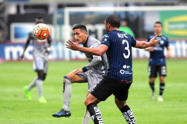 Emelec empató con Independiente del Valle en Sangolquí