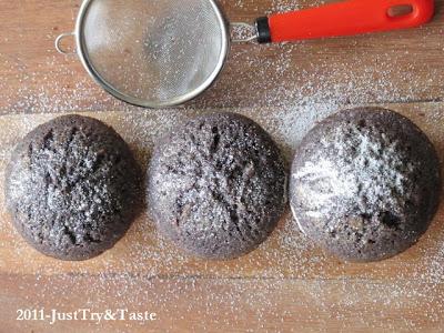 Resep Muffin Ketan Hitam JTT
