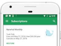 Grow and optimize your subscriptions with new Google Play features