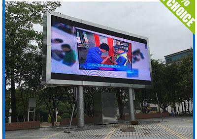 Địa chỉ cung cấp màn hình led p5 outdoor ngoài trời tại quận 6