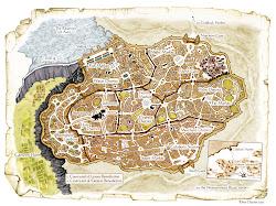 map maps fantasy books making medieval layout avel spellbound blake fictional index dalglish charlton rhys davies place cartographers google reader