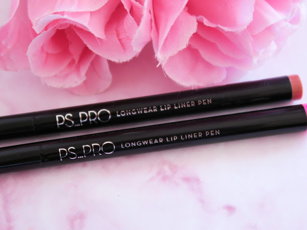 Review - Longwear Lip Liner Ps. Pro Rosa & Nude