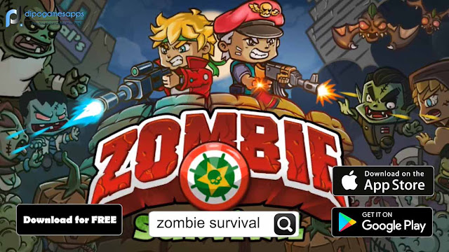 Zombie Survival: Game of Dead MOD APK Images