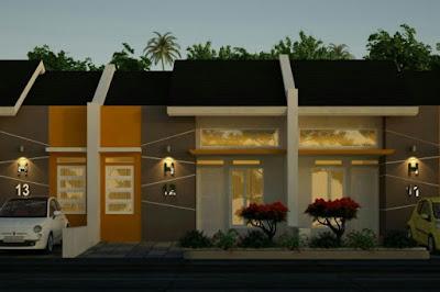 Rumah Kredit Ringan Bekasi Perumahan Al Kautsar Residence Cikarang