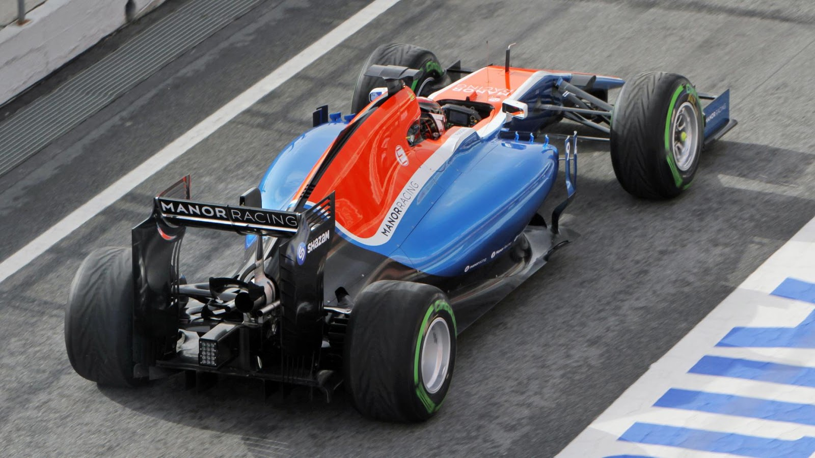 Manor Racing – MRT05