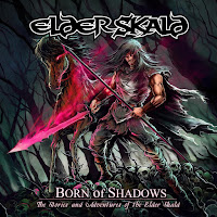 "ElderSkald - ""I: Born of Shadows"" (album)"