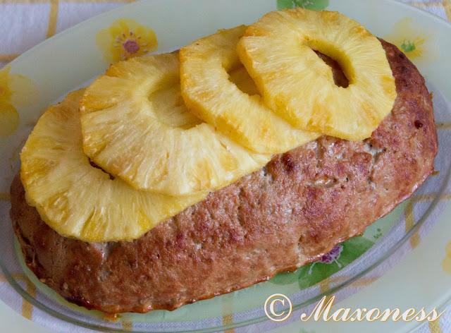 Мясной хлеб от Нэнси. Американская кухня