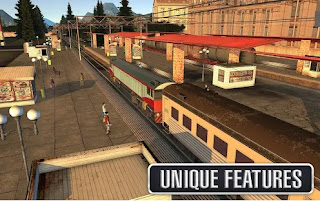 Train Driver 2018 MOD APK by Ovidiu Pop (Unlimited Money) v1.3.0